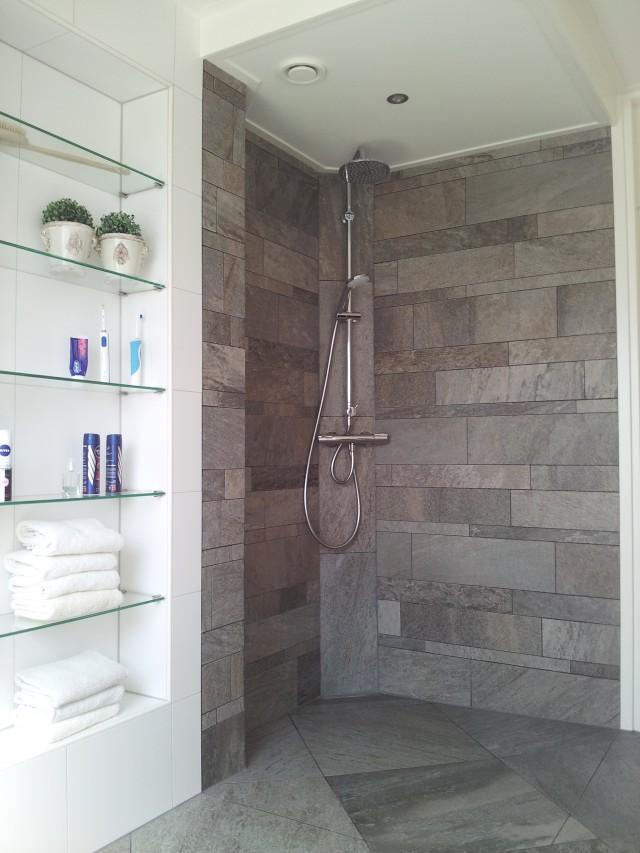 Idee voor nieuwe badkamer
